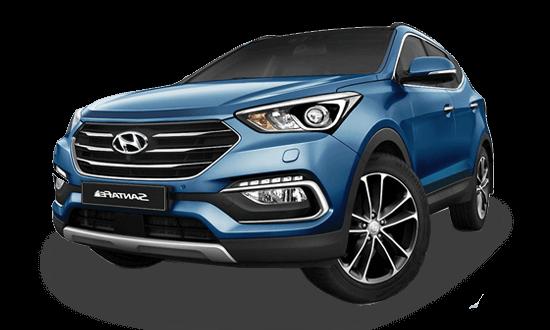 Hyundai Santa Fe Automat