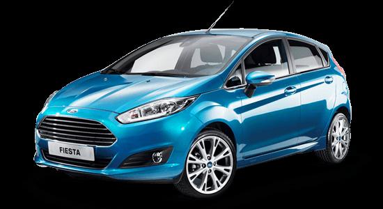 Ford Fiesta benzina